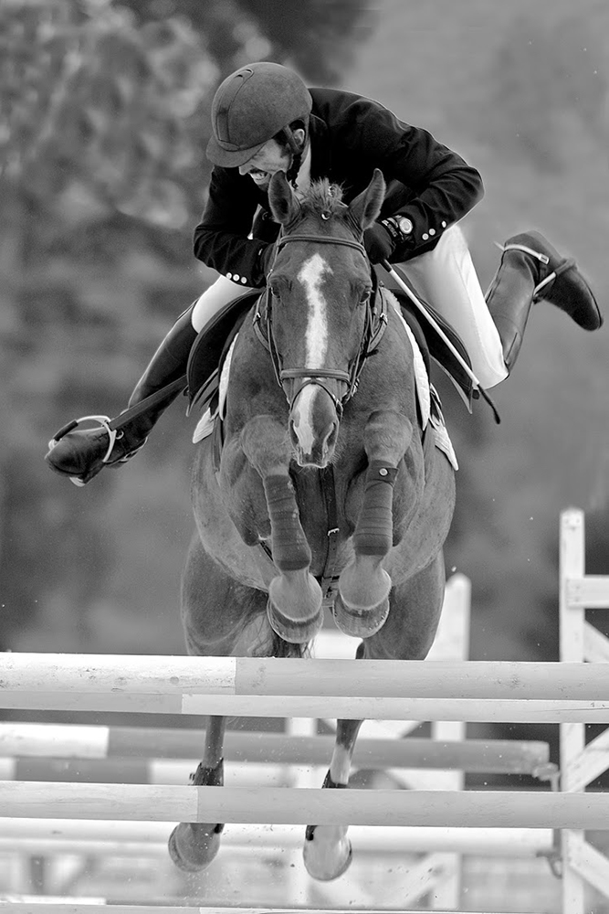 Jumping / Catherine Basquin