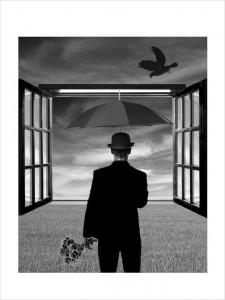 Alain Muzet Au delà de la fenêtre