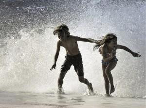 Alain Favre / Jeux d'eau