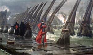 Siege de La Rochelle / Henri_Motte