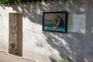 Photos sur les murs