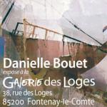 Exposition Danielle Bouet 2018