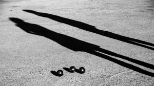 Boules et ombres